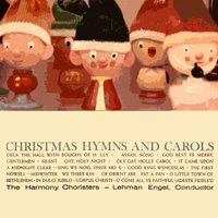 Christmas Hymns And Carols — The Harmony Choristers