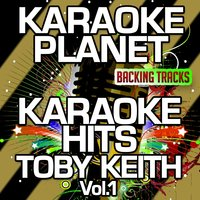 Karaoke Hits Toby Keith, Vol. 1 — A-Type Player