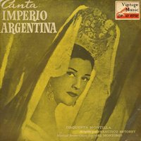 Vintage Spanish Song Nº19 - EPs Collectors — Imperio Argentina