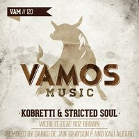 Werk It — Kobretti, Stricted Soul