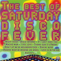 The Best of Saturday Disco Fever — The Trein