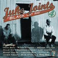 Juke Joint Blues Black Cat Rag — сборник