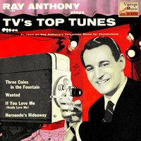 Vintage Vocal Jazz / Swing No. 176 - EP: TV's Top Tunes — Ray Anthony and His Orchestra