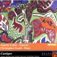 Cantigas — Annette Celine & Christopher Gould