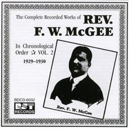 Rev. F.W. McGee Vol. 2 (1929-1930) — Rev. F.W. McGee