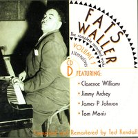 The Compete Recorded Works Vol. 1, CD D — Fats Waller
