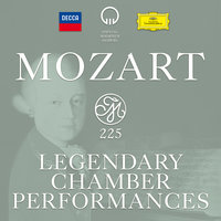 Mozart 225 - Legendary Chamber Performances — сборник