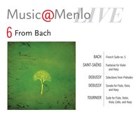 Music@menlo, From Bach, Vol. 6 — сборник