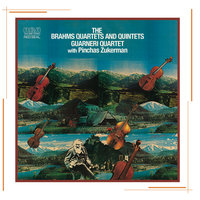 Brahms: String Quartets & Quintets — Guarneri Quartet