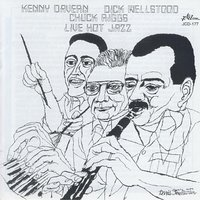 Live Hot Jazz — Kenny Davern, Dick Wellstood, Chuck Riggs