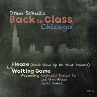 Please (Don't Give Up On Your Dreams) B/W Waiting Game — Drew Schultz