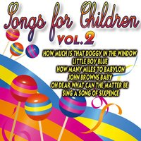 Songs For Children Vol.2 — The Kidz Band