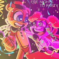 Five Nights to Party — Rockit Gaming, Rockit, Vinny Noose, Dr. G