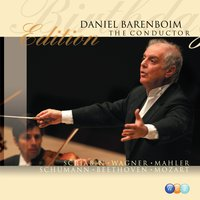 Daniel Barenboim - The Conductor [65th Birthday Box] — Daniel Barenboim [65th Birthday Box], Chicago Symphony Orchestra, Orchestre De Paris, Orchester der Bayreuther Festspiele, Staatskapelle Berlin, West-Eastern Divan Orchestra