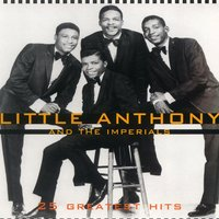 25 Greatest Hits — Little Anthony & The Imperials
