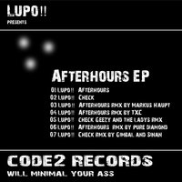 Afterhours EP — Lupo!!
