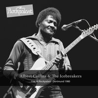 Live At Rockpalast — Albert Collins, The Icebreakers