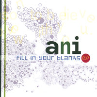 Fill In Your Blanks — Ani