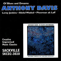 Of Blues and Dreams — Anthony Davis