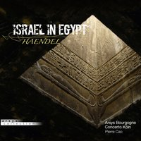 Haendel: Israel in Egypt — James Oxley, Robin Blaze, Julia Doyle, Pierre Cao, Concerto Köln, Георг Фридрих Гендель