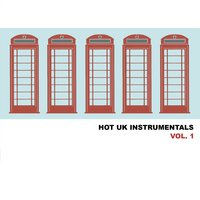 Hot Uk Instrumentals, Vol. 1 — сборник