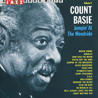 A Jazz Hour With Count Basie Vol. 2: Jumpin' at the Woodside — Count Basie