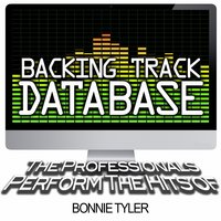 Backing Track Database - The Professionals Perform the Hits of Bonnie Tyler — The Professionals