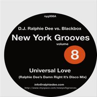 Ralphie Dee - New York Grooves Volume 5