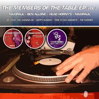 The Members Of The Table EP Vol.2 — сборник