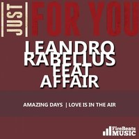 Just for You — Leandro Rabellus, AFFAIR