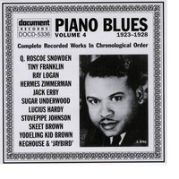 Piano Blues Vol. 4 (1923-1928) — сборник