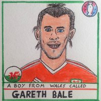 A Boy from Wales Called Gareth Bale — Helen Love