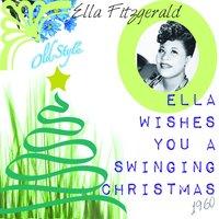 Ella Wishes You A Swinging Christmas.Ella Wishes You A Swinging Christmas 1960 Ella Fitzgerald