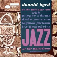 At The Half Note Cafe, Vol. 1 & 2 — Donald Byrd