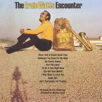 The Wonder Bag — The Ernie Watts Encounter
