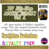 30 Hip Hop Beats (Royalty Free) — STRAIGHTLACE