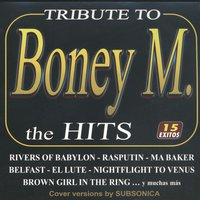 Tribute To Boney M.- The Hits — Subsonica