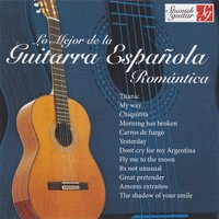 The Very Best of Spanish Guitar  Romantic Songs — Angel Cuerdas