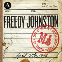 Live At McCabe's Guitar Shop — Freedy Johnston