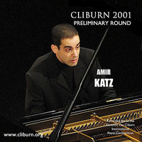 2001 Van Cliburn International Piano Competition Preliminary Round — Amir Katz