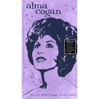 The Girl With A Laugh In Her Voice — Alma Cogan