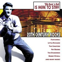 20th Century Rocks: 50's Rock 'n Roll - Is Here to Stay — Pat Boone