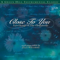 Close To You — Stan Whitmire