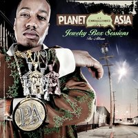 Jewelry Box Sessions: The Album — Planet Asia