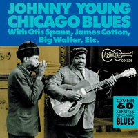Chicago Blues — Johnny Young
