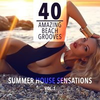 Summer House Sensations, Vol. 1 - 40 Amazing Beach Grooves — сборник