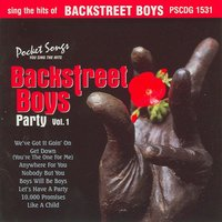 The Hits of the Backstreet Boys, Vol. 1 — Studio Musicians