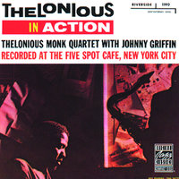 Thelonious In Action — Thelonious Monk Quartet