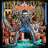 Realm of the Skelataur — Mortification