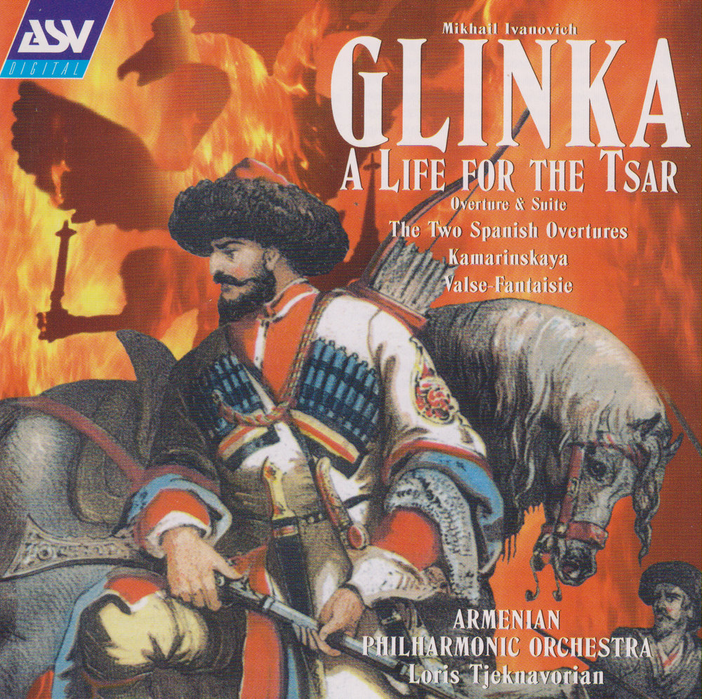 a review of the russian opera a life for the tsar by mikhail glinka
